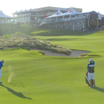Bluffs Ho Tram Strip Tees Up Sponsorship Options for Asian Tour Event
