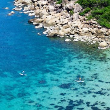 Green law enacted to protect Thailand's blue waters
