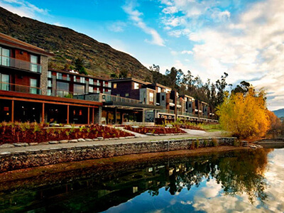 2013-2014 Hilton Queenstown Resort