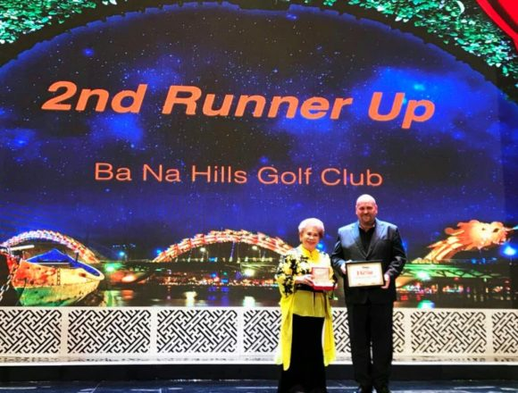 Vietnam Shines Bright at Asian Golf Awards
