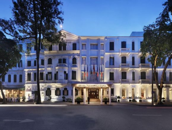 Sofitel Legend Metropole Hanoi Named in Condé Nast Traveler Gold List 2018