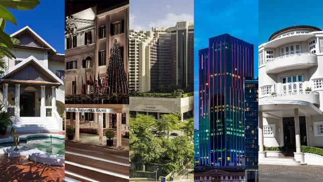 We Know the Best Hotels in Asia