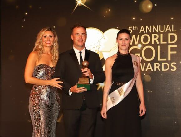 Double Success for Ho Tram Strip At World Golf Awards