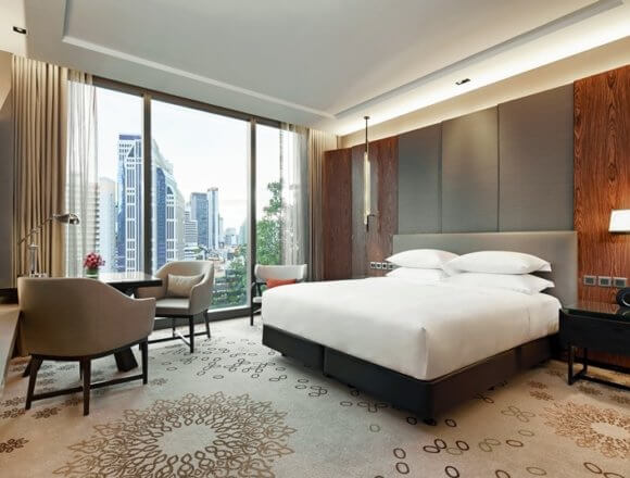 Hyatt Regency Bangkok Sukhumvit Marks The Hyatt Regency Brand's Debut in Bangkok