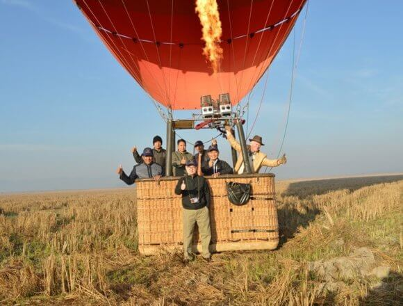 Balloons Over Bagan Soars to New Heights in Myanmar