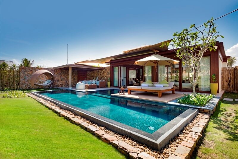 The Hideaway features 50 all-new one-bedroom villas